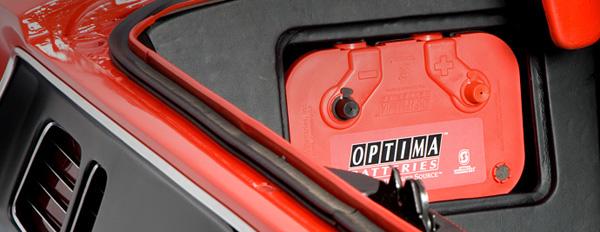 Аккумулятор OPTIMA REDTOP